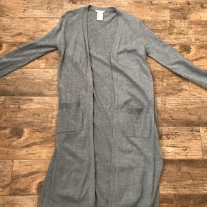 Small Matty M Open Cardigan
